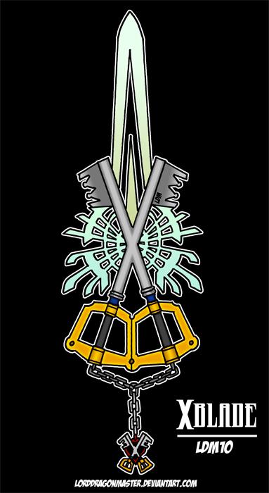 The X-Blade 558d9dd8dedf10741607efdde213c800