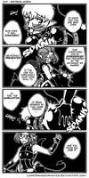 DC:P - Mistress Words by Lorddragonmaster