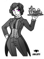 :A Mistress and a Butler: by Lorddragonmaster