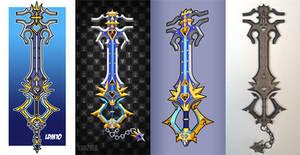 :Hobby - Keyblade Infinity 3D Print: