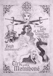 Elric Silent Movie Poster