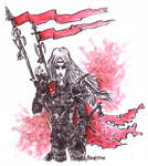 Elric - red