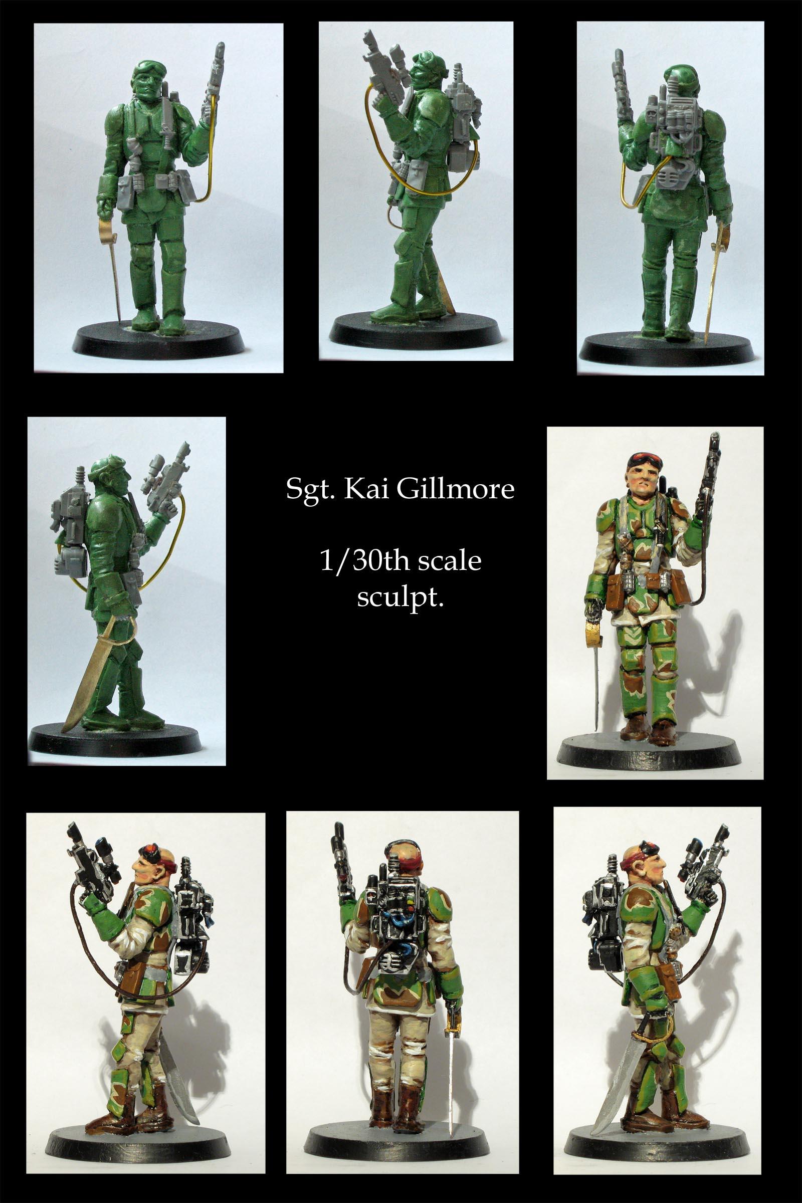 Sgt. Kai Gillmore