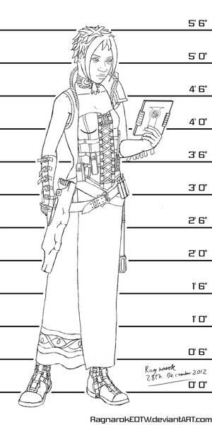 Interrogator Nyi Laysen