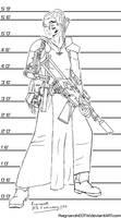 Drill-Abbess Vera Canton