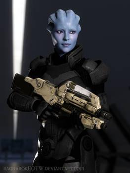 Foreboding [Mass Effect]