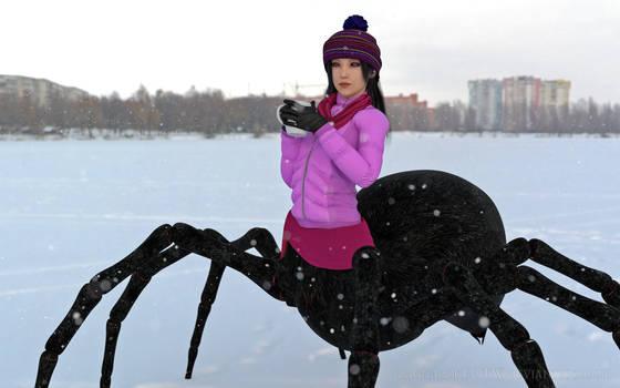[Fracturing Veil] Snow Spider