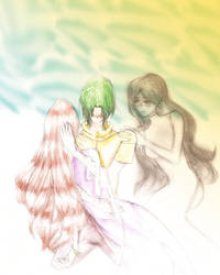 I Will Love You Forever by hikari-midorichan