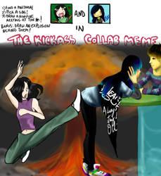 Kickass Double Meme Miyo Style by hikari-midorichan