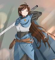 Knight by Ai-noHikari