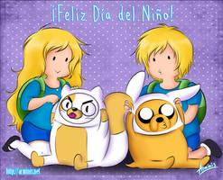 Adventure Time Fan Art by arminis