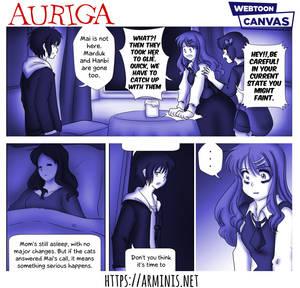Auriga Update March 22