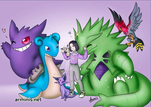 Dea Pokemon Team