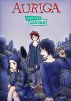 Auriga en Canvas de Webtoon