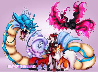 Pokemon Team for Ryan