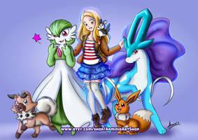 Third Pokemon Team for Ryan
