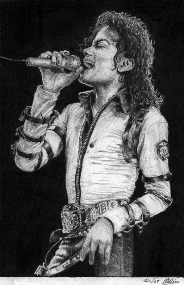 MJ Bad Tour Final by Atarial