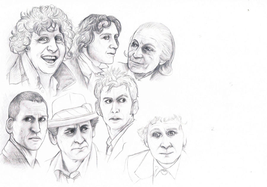 The Doctors WIP2 by Atarial