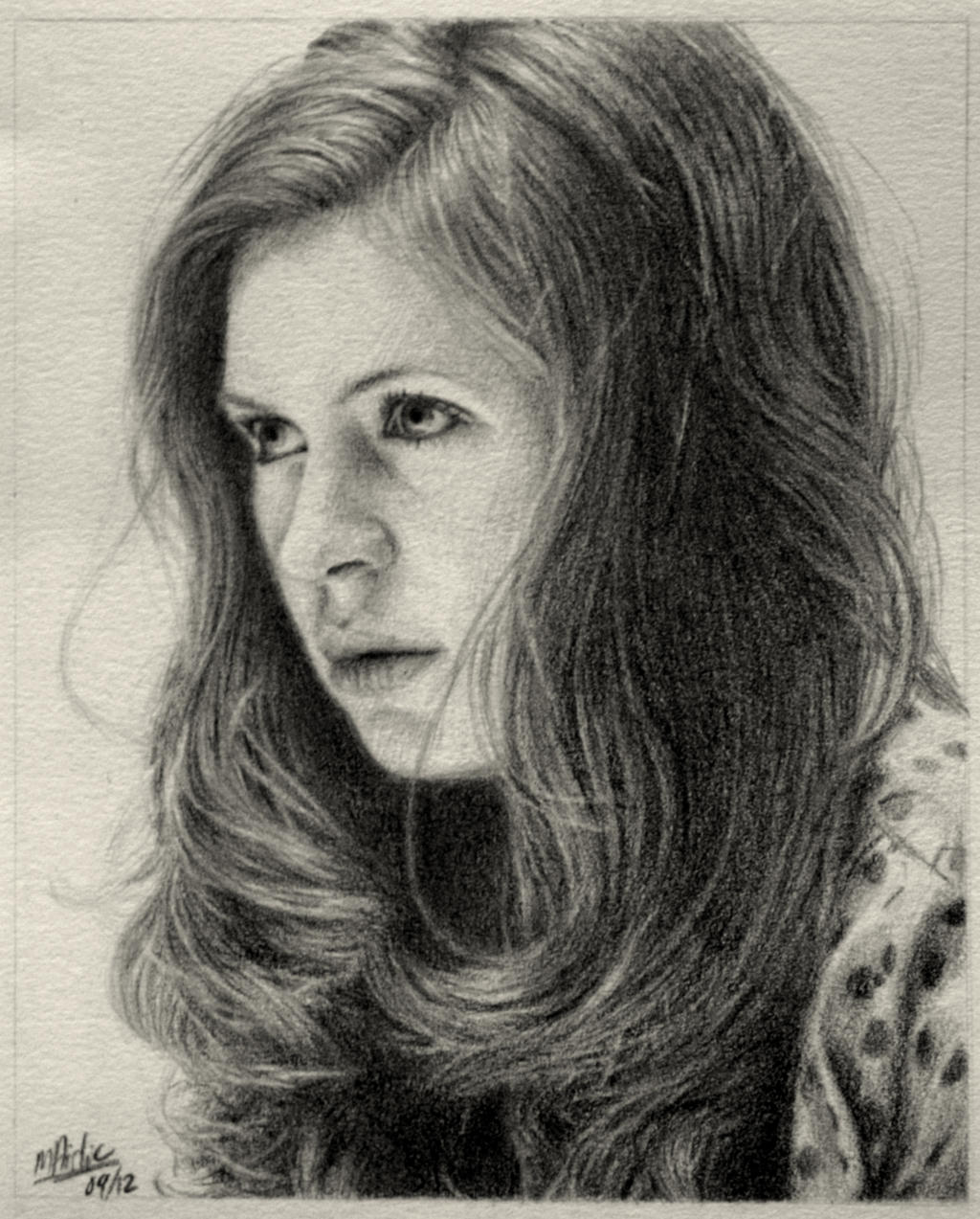 Amy Pond by Atarial