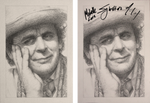 Drawing Doctor Who Project- Sylvester McCoy