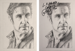 Drawing Doctor Who Project- Paul McGann