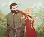 Beardy And Fuzzhead