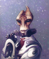 Mordin by Atarial