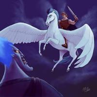 Hercules-Disney Club Collab by Atarial