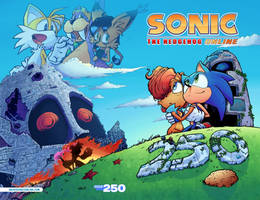 StH-O #250 Cover A by SonicWindAttack