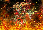 Tenshihou Shibai Sazabi, SD Gundam
