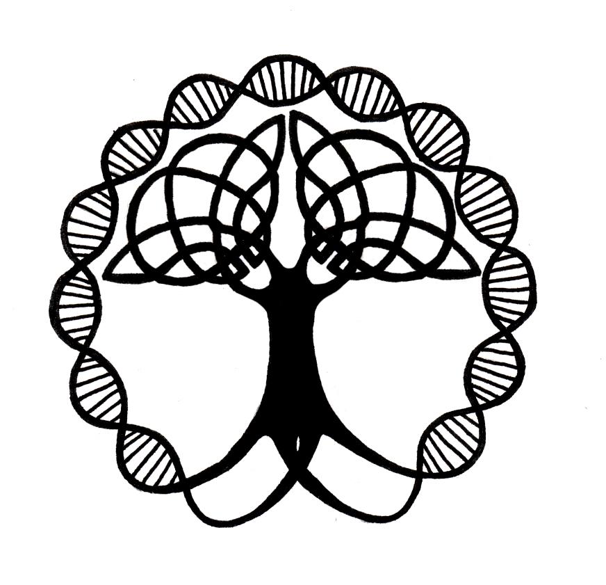 celtic tree of life by uncannyphantom on deviantart. Black Bedroom Furniture Sets. Home Design Ideas