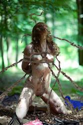 Evil Plant04 by astrospartus