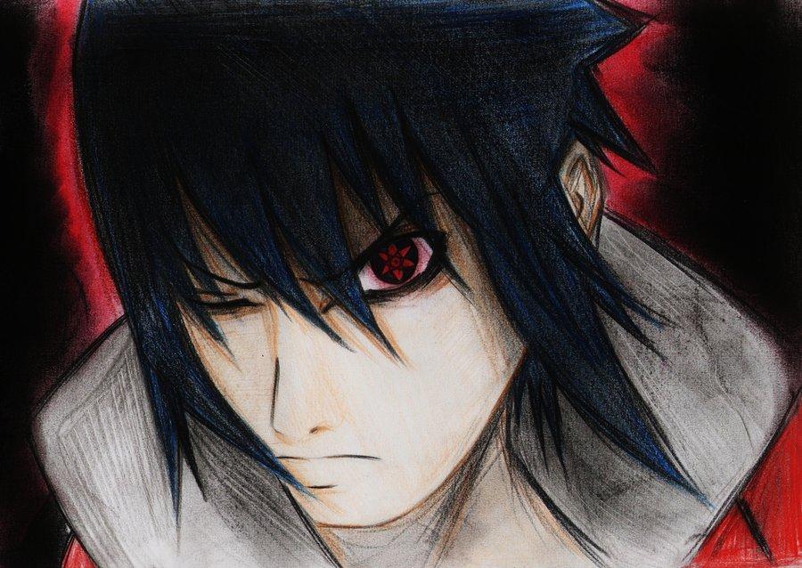 Mangekyou Sharingan Sasuke By Xxepicemodevilxx On Deviantart