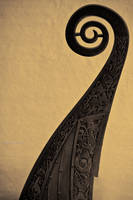 Viking carvings by Ji-Owon