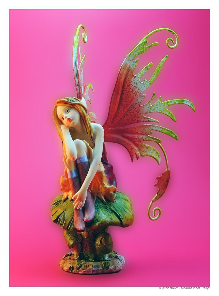productshoot   fairy2 by Ji Owon