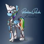 Warframe Rainbow Dash (Excalibur)