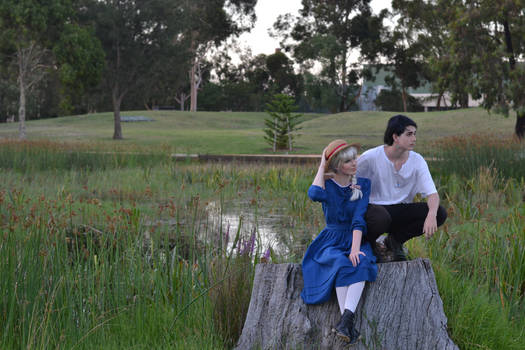 Howl's Moving Castle Photoshoot