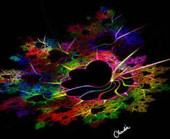 Heart Graffiti by FractalFairy