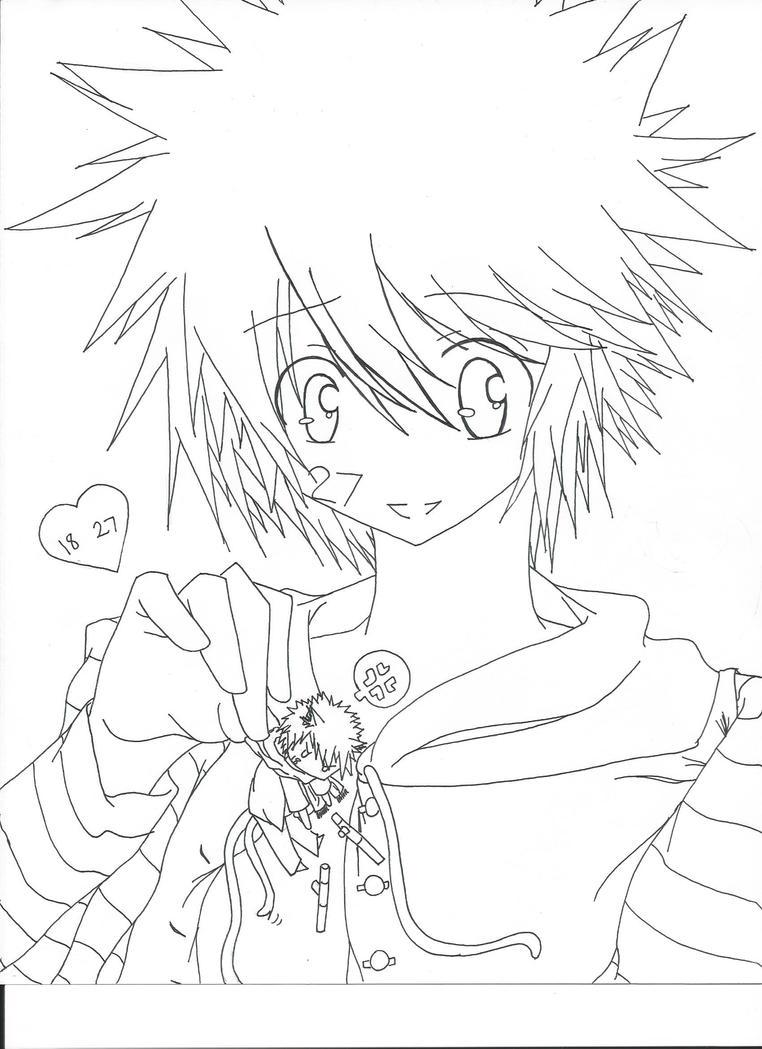 I've got me a Hibari by RenChan27