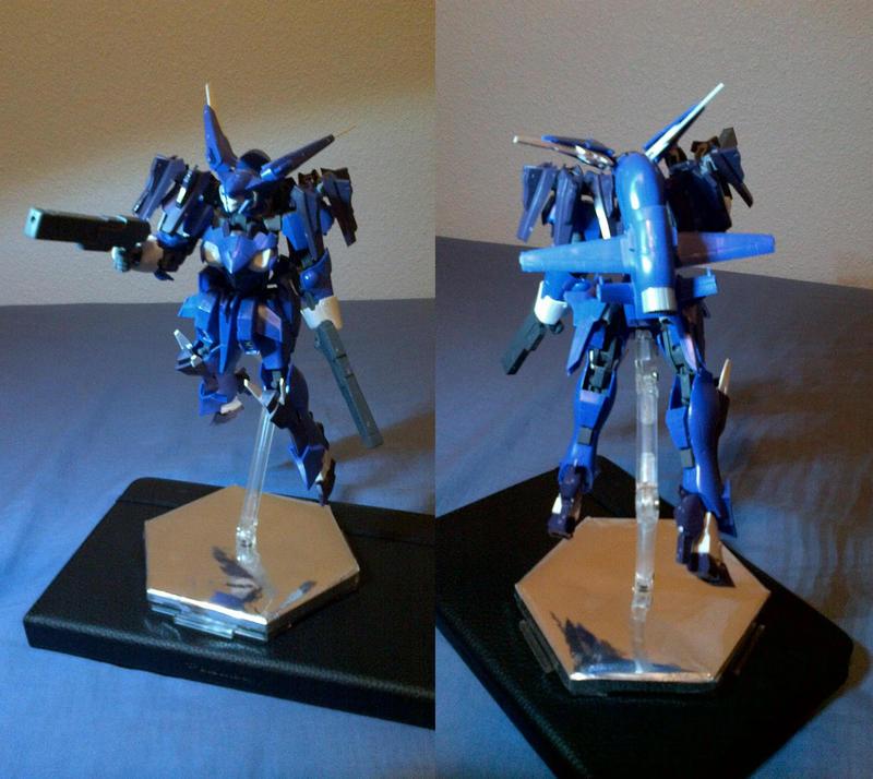 SA-17s Rapier Zephyr by PhantasmaStriker