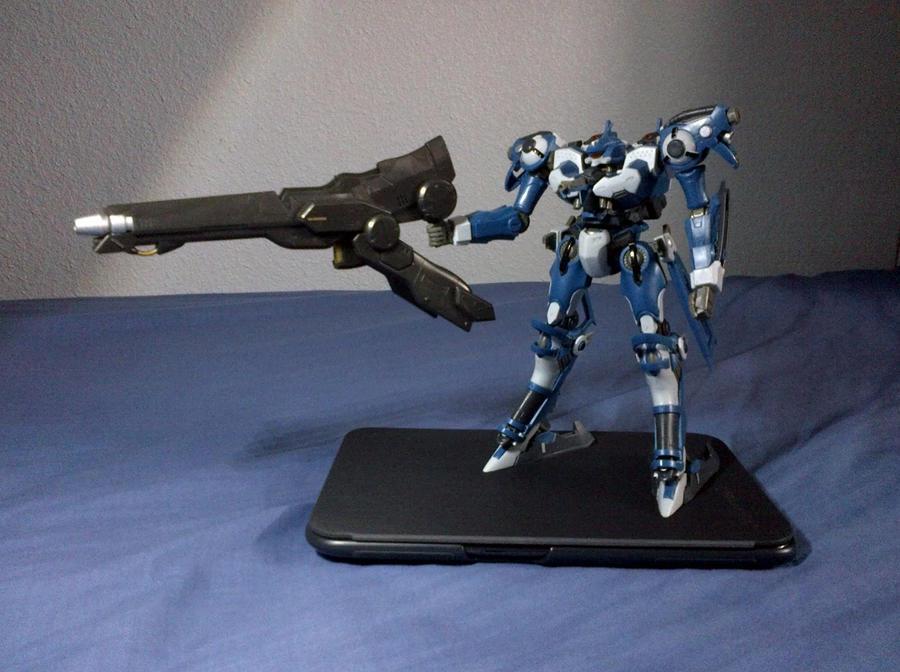 A very large gun by PhantasmaStriker