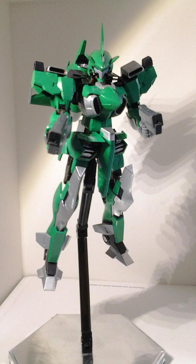 Custom Frame Arms SA-16 by PhantasmaStriker