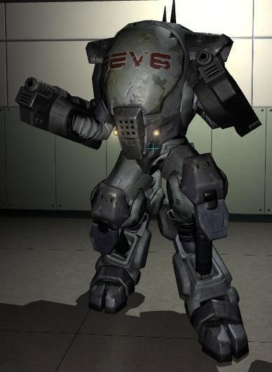 R.E.V.6 Screen capture by PhantasmaStriker