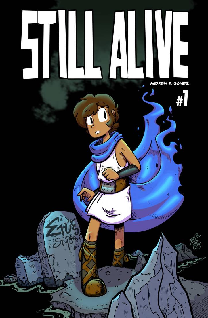 Still Alive #1 Cover