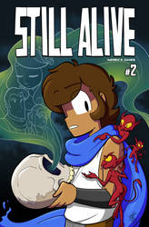 Still Alive #2 Cover by FreakingArG