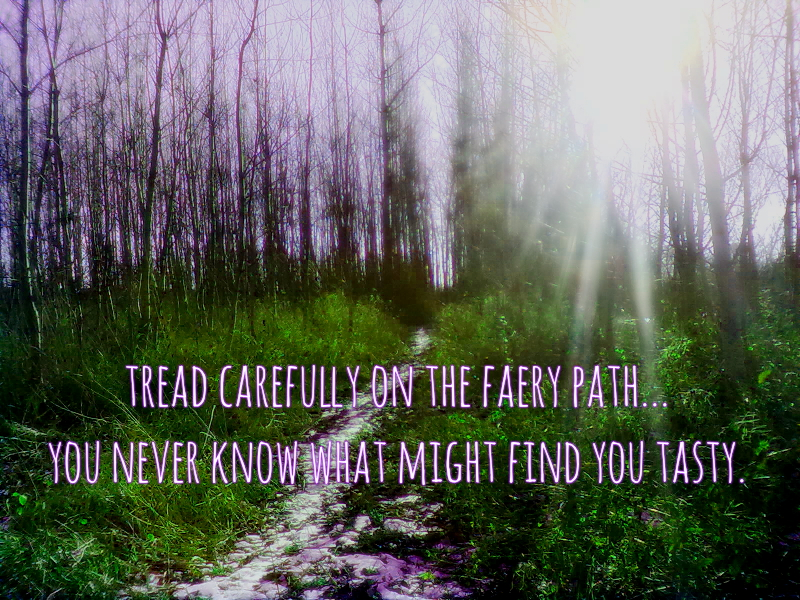 Faery path. by librarian-of-hell