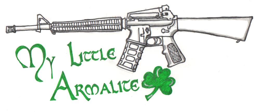 My Little Armalite by librarian-of-hell