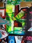 graffito 11 by vlem-stock