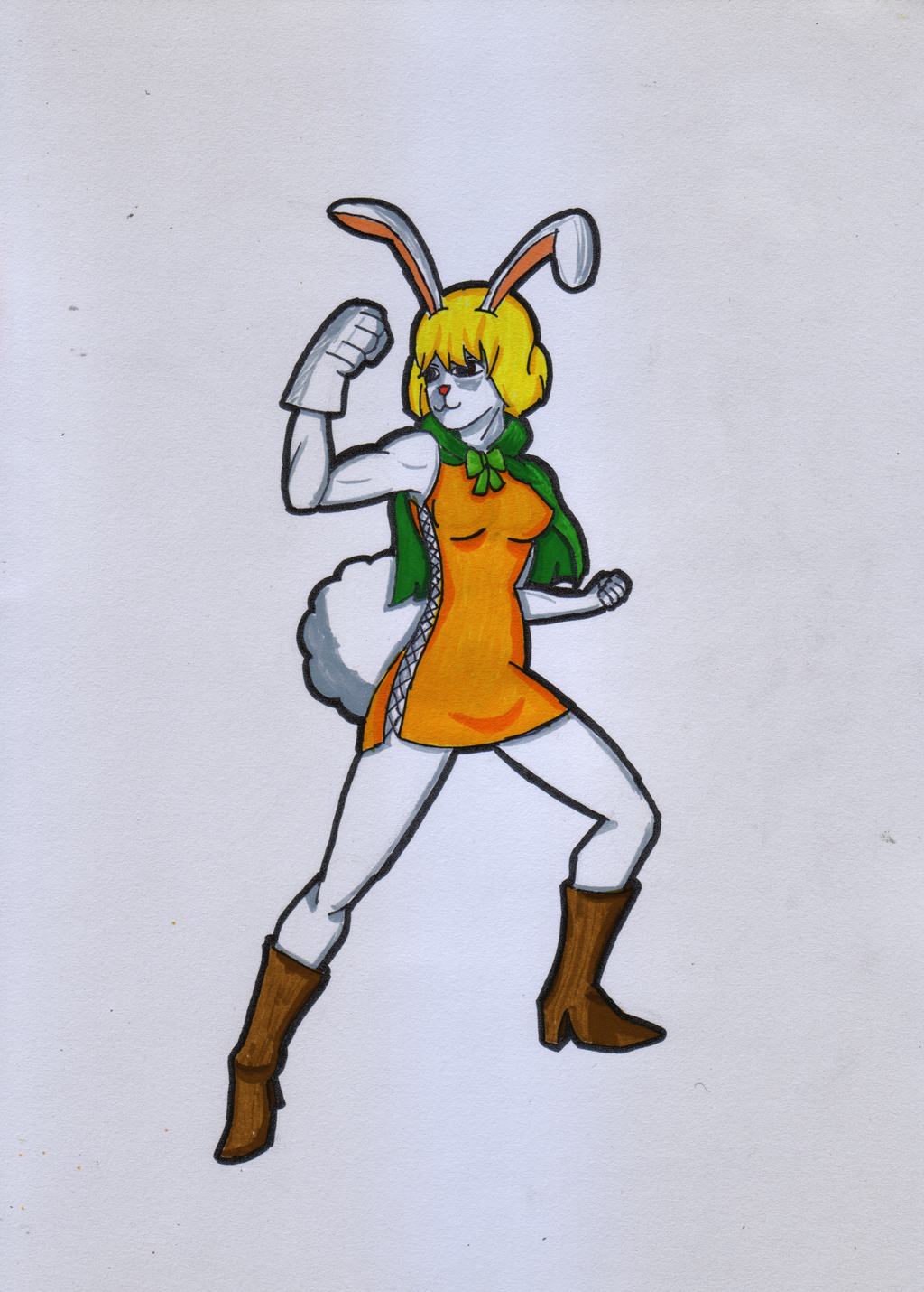 Carrot from One Piece by ForestB