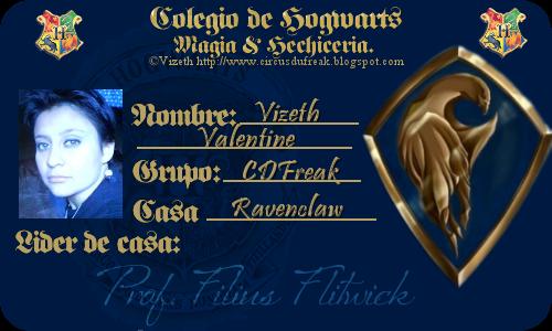 Ravenclaw ID by Vizeth